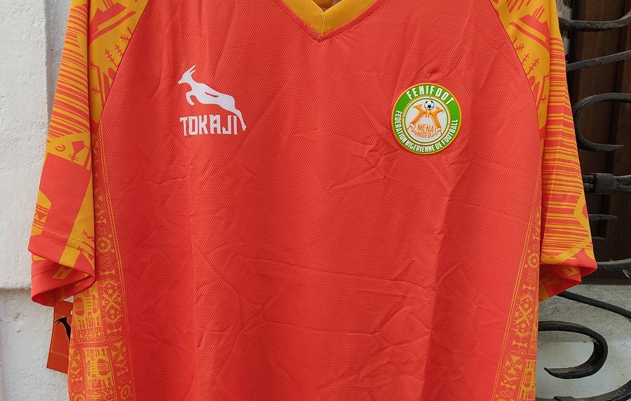 Camisas do Níger 2021 Tokaji