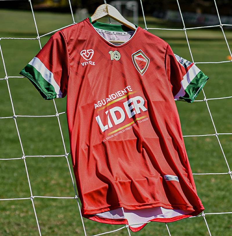 Camisas do Patriotas 2021 Vitole