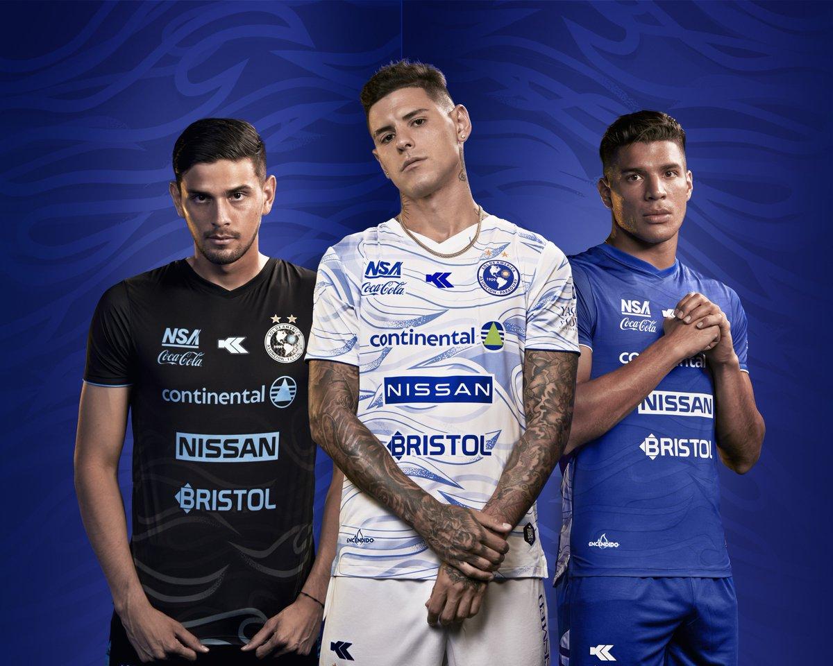 Camisas do Sol de América 2021 Kyrios Sport