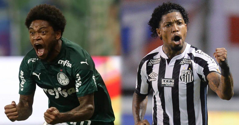 Final Palmeiras x Santos