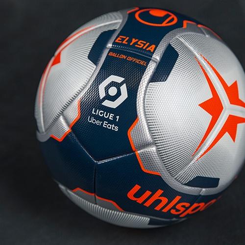 Uhlsport lança bola Elysia Ligue 1 para 2021