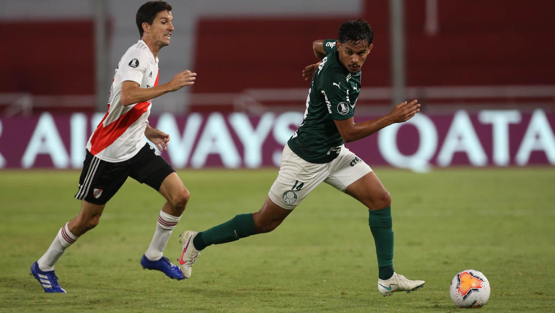 Palmeiras uniforme titular