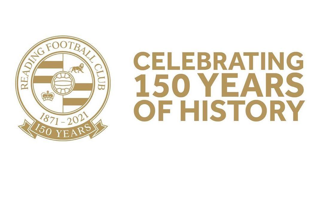 Reading FC apresenta escudo de 150 anos