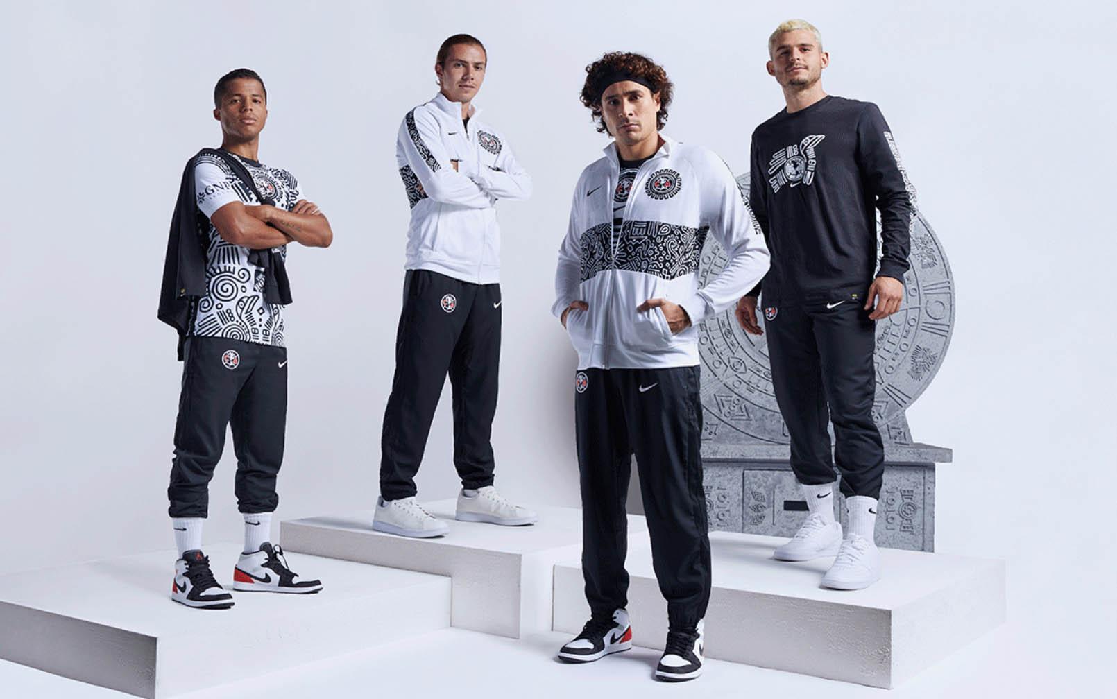 Terceira camisa do Club América 2021 Nike