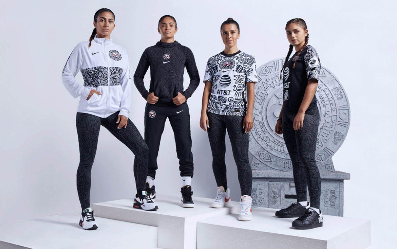 Terceira camisa do Club América 2021 Nike 5