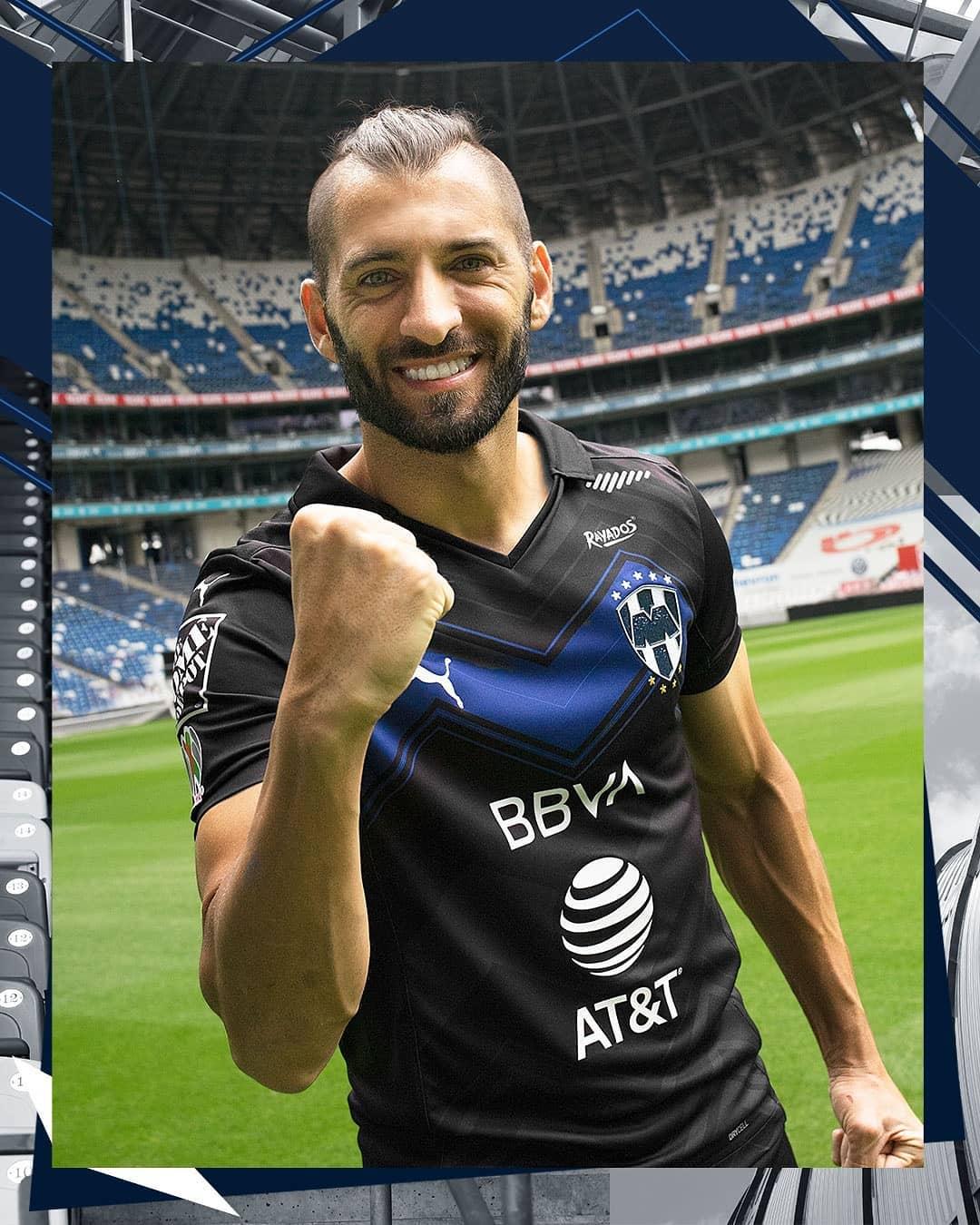 Terceira camisa do Rayados de Monterrey 2021 PUMA