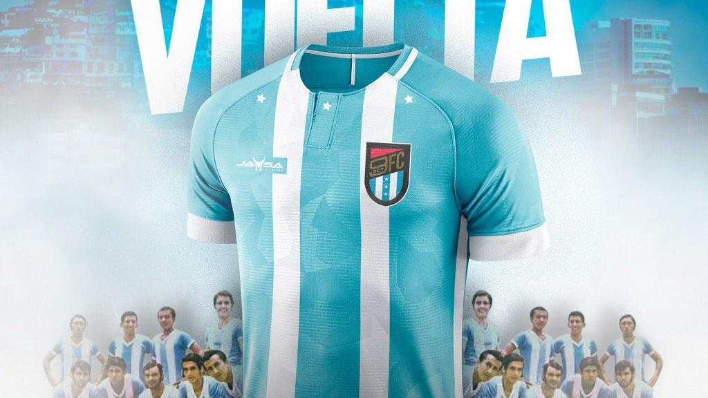 camisas do 9 de octubre 2021 Jasa Evolution