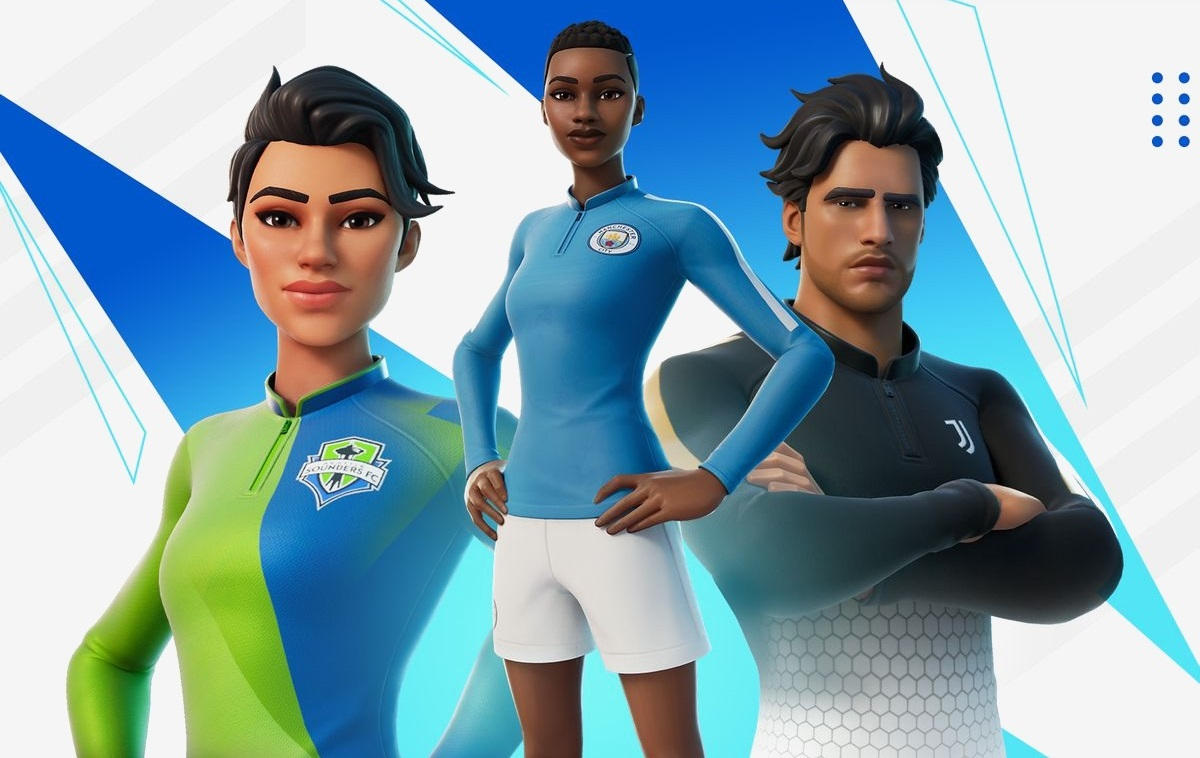 Uniformes de Santos e Bahia estarão no Fortnite