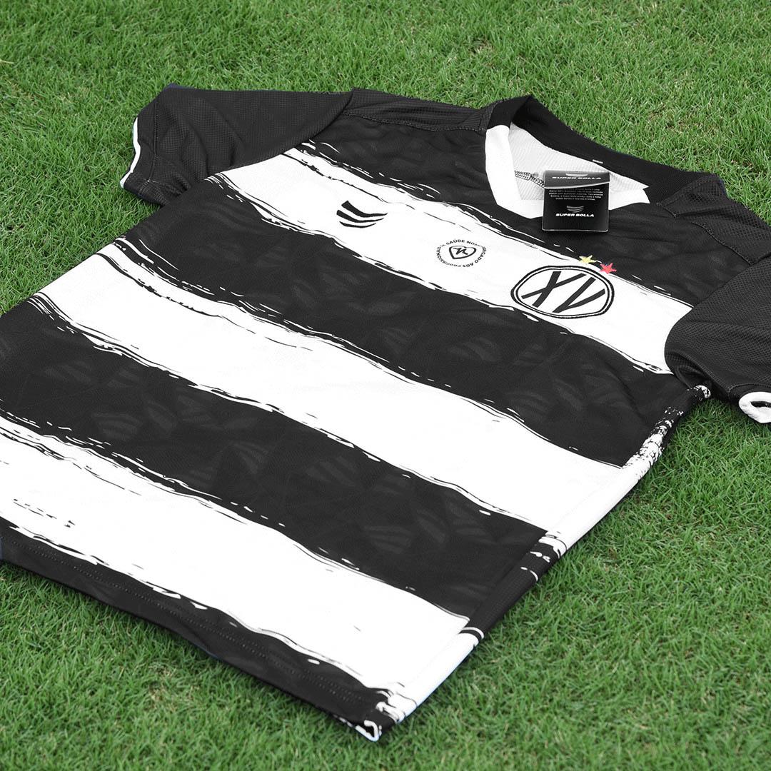 Camisas do XV de Piracicaba 2021 Super Bolla