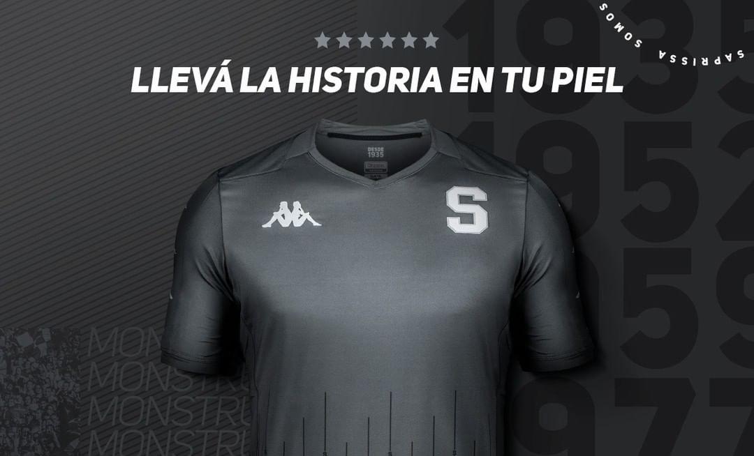 Camisa especial do Deportivo Saprissa 2021 Kappa