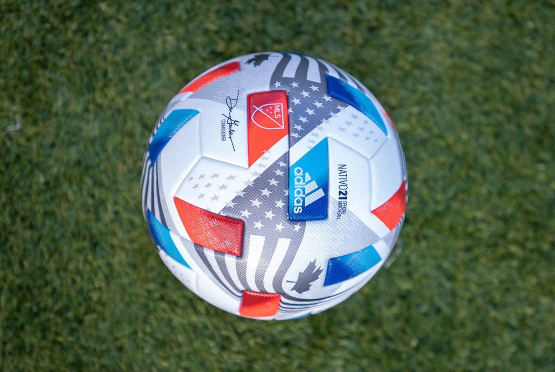 Adidas NATIVO21 Bola da MLS 2021