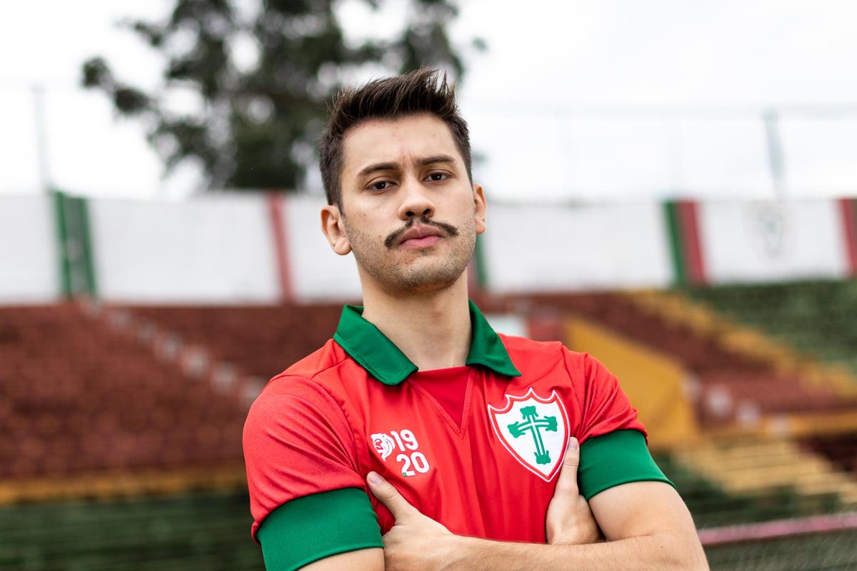 Camisas da Portuguesa 2021 1920