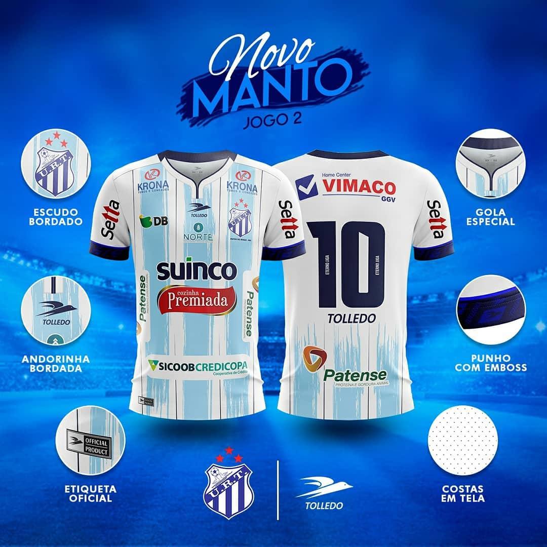 Camisas da URT 2021 Tolledo Sports