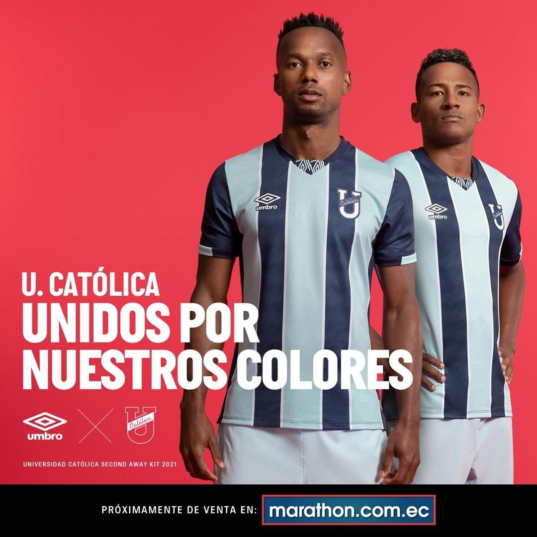 Camisas da Universidad Catolica-EQU 2021 Umbro