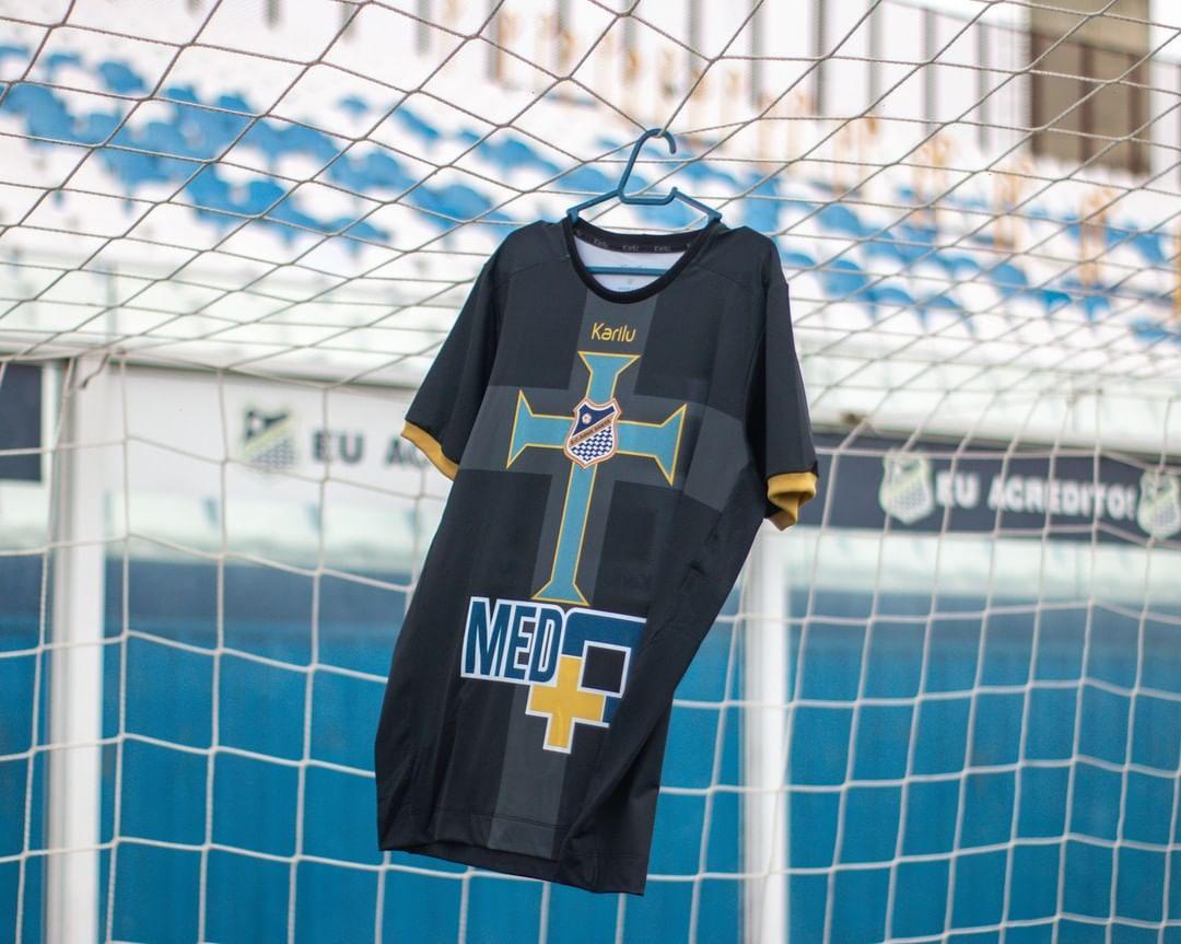 Camisas do Água Santa 2021 Karilu