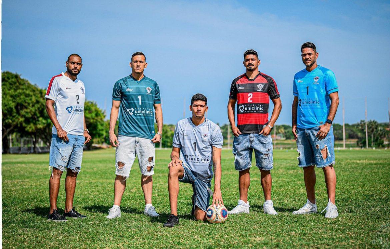 Camisas do Atlético Cearense 2021 Fibber
