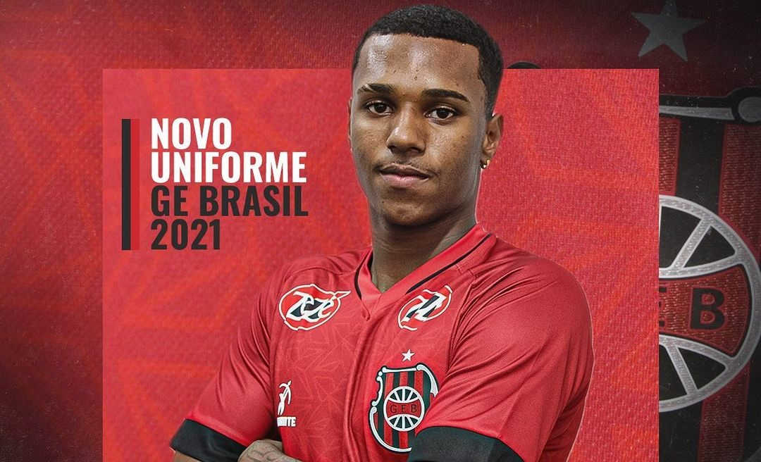 Camisas do Brasil de Pelotas 2021 Xavante