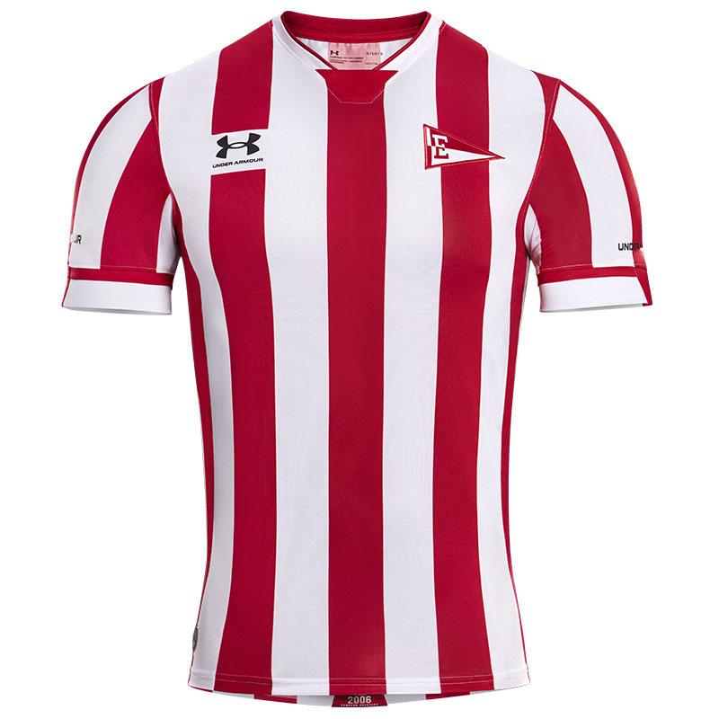 Camisas do Estudiantes de La Plata 2021 Under Armour