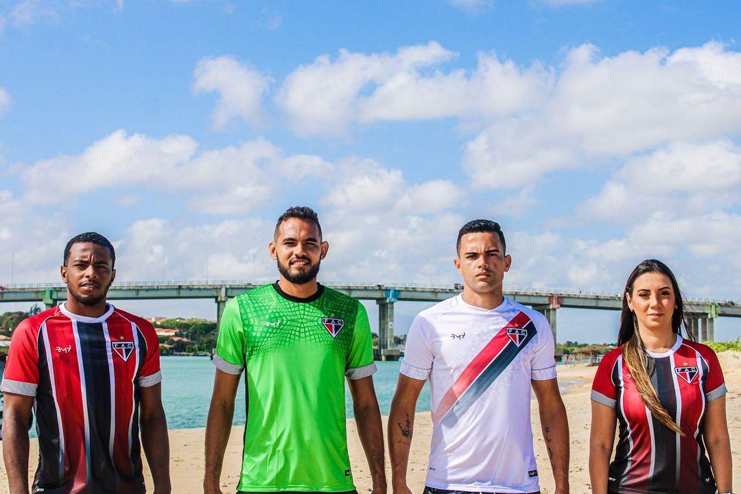 Camisas do Ferroviário AC 2021 BM9 Sports