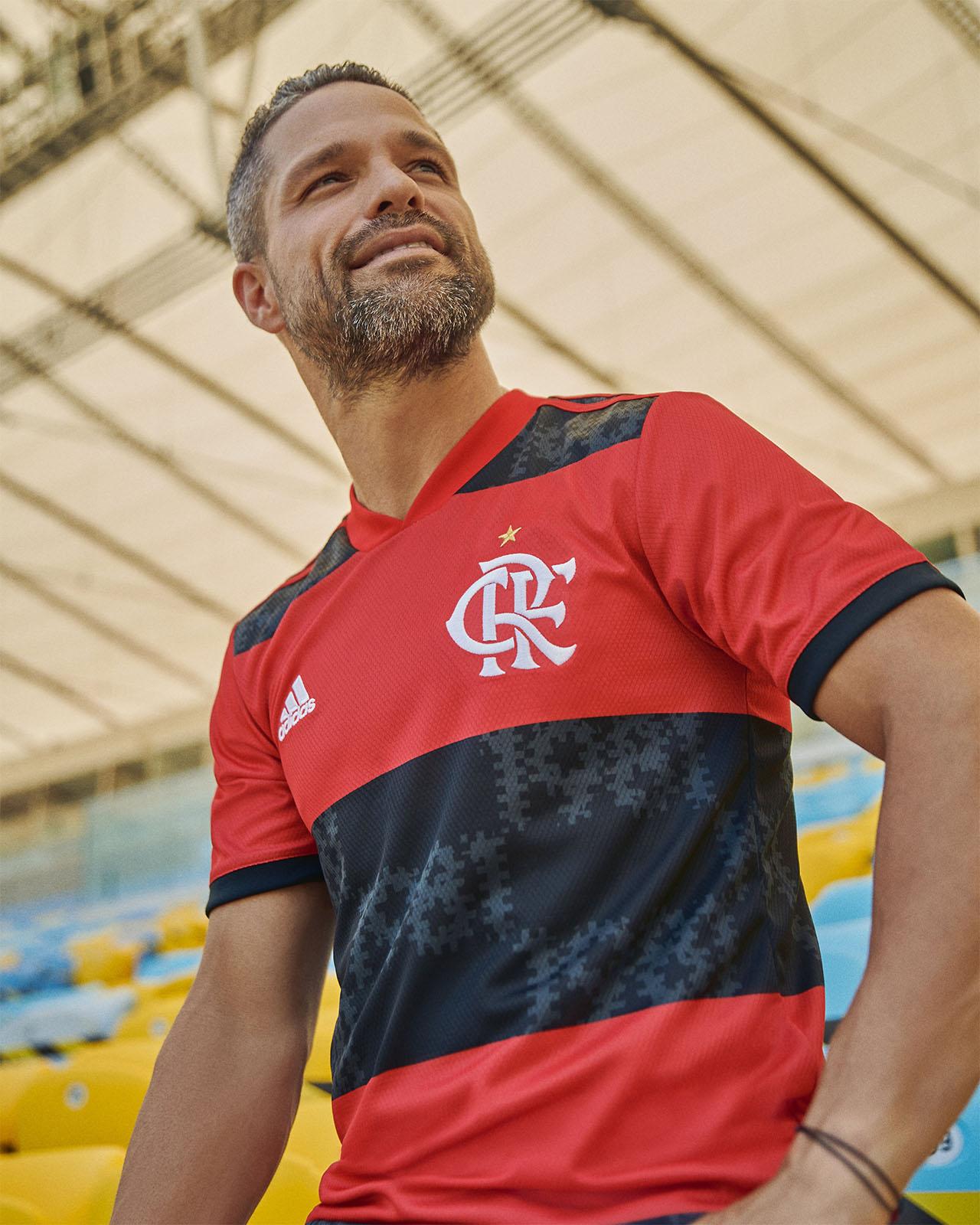 Camisas do Flamengo 2021 Adidas Home 1