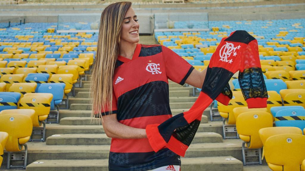 Camisas do Flamengo 2021 Adidas Home