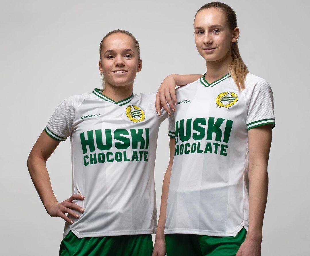 Camisas do Hammarby 2021 Craft