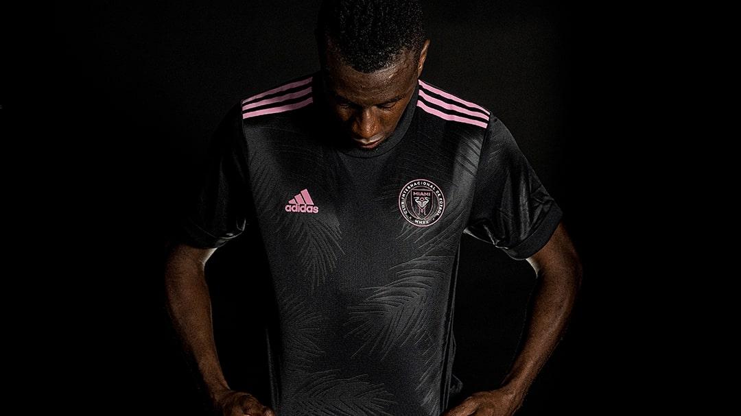 Camisas do Inter Miami CF 2021 Adidas MLS
