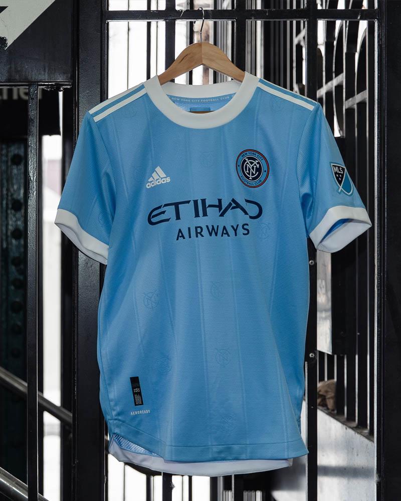 Camisas do Manchester City 2021 Adidas 1