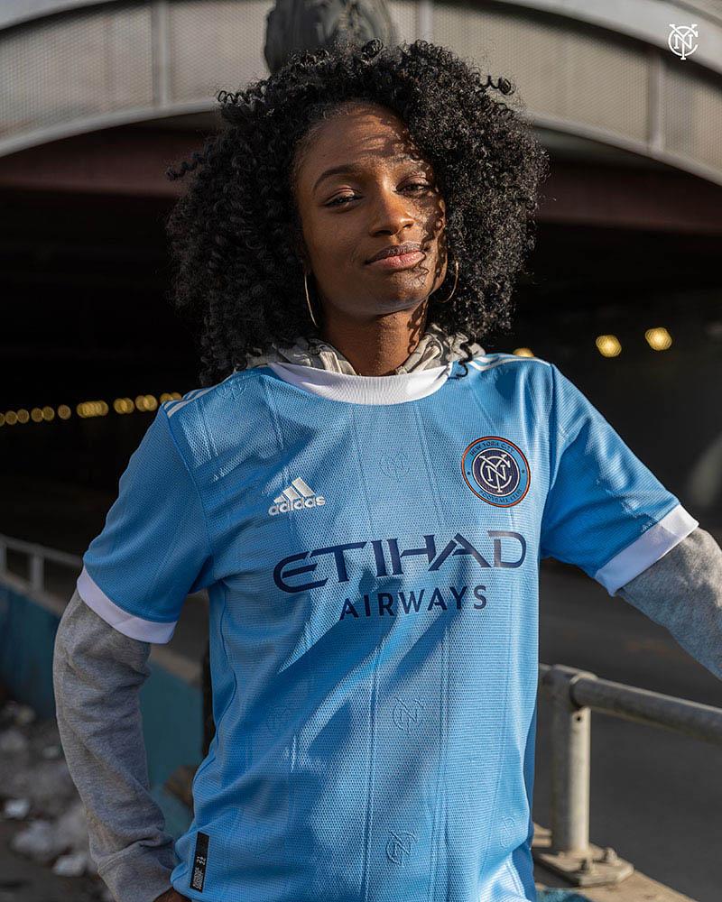 Camisas do Manchester City 2021 Adidas