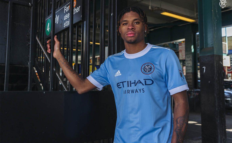 Camisas do Manchester City 2021 Adidas a