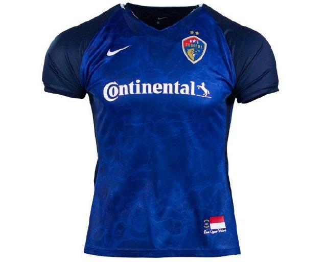 Camisas do NC Courage 2021 Nike