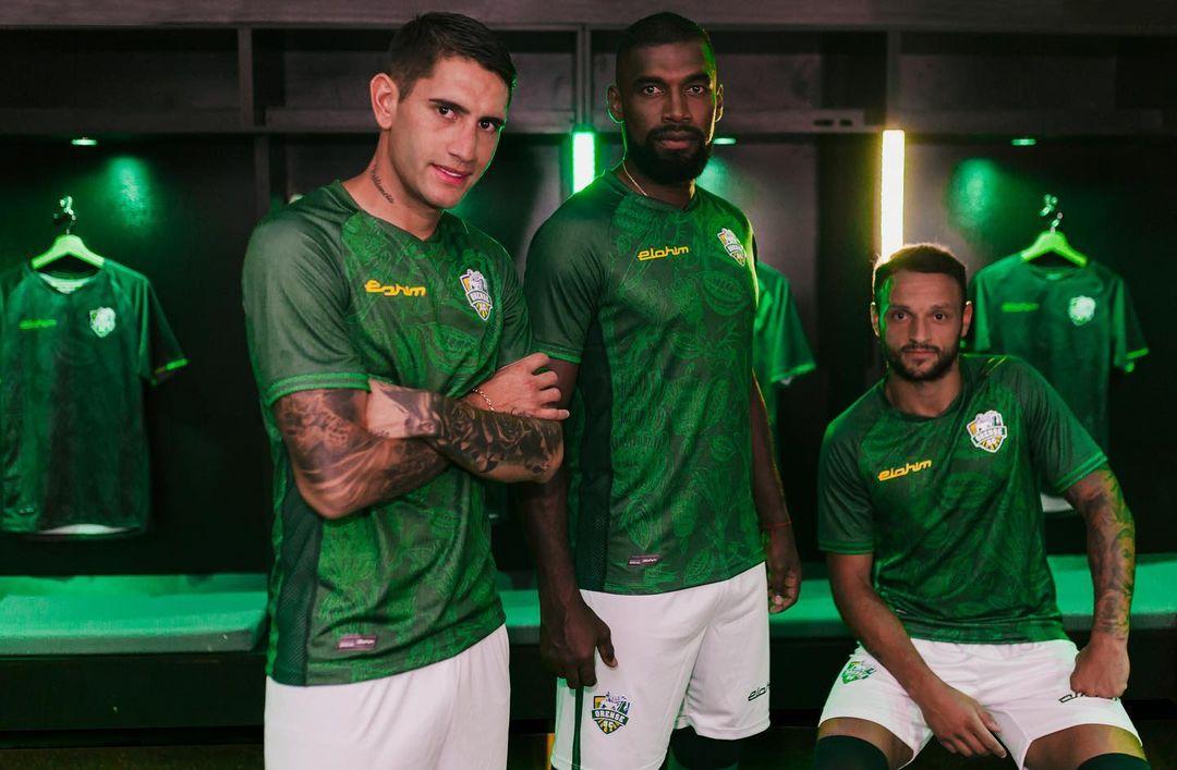 Camisas do Orense 2021 Elohim