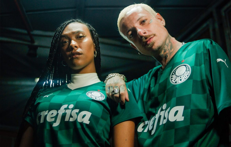 Camisas do Palmeiras 2021-2022 PUMA a