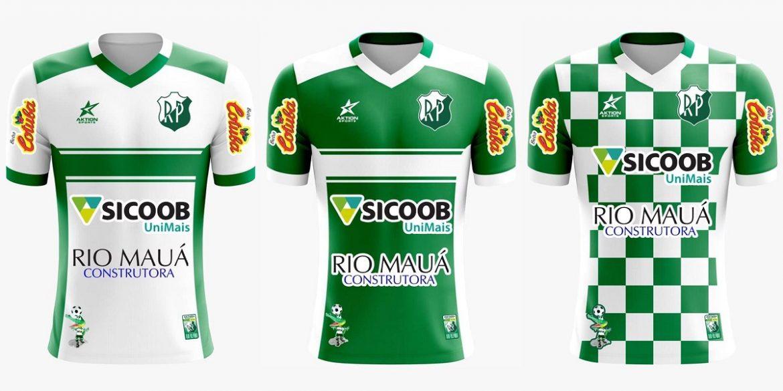 Camisas do Rio Preto 2021 Aktion Sports