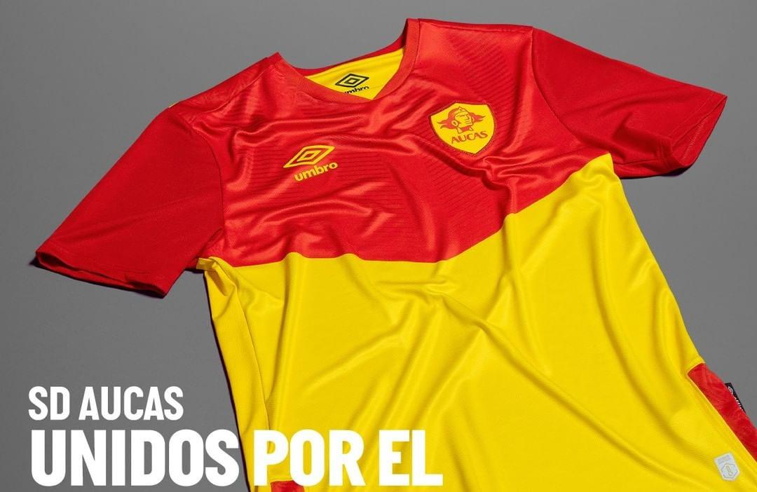 Camisas do SD Aucas 2021 Umbro