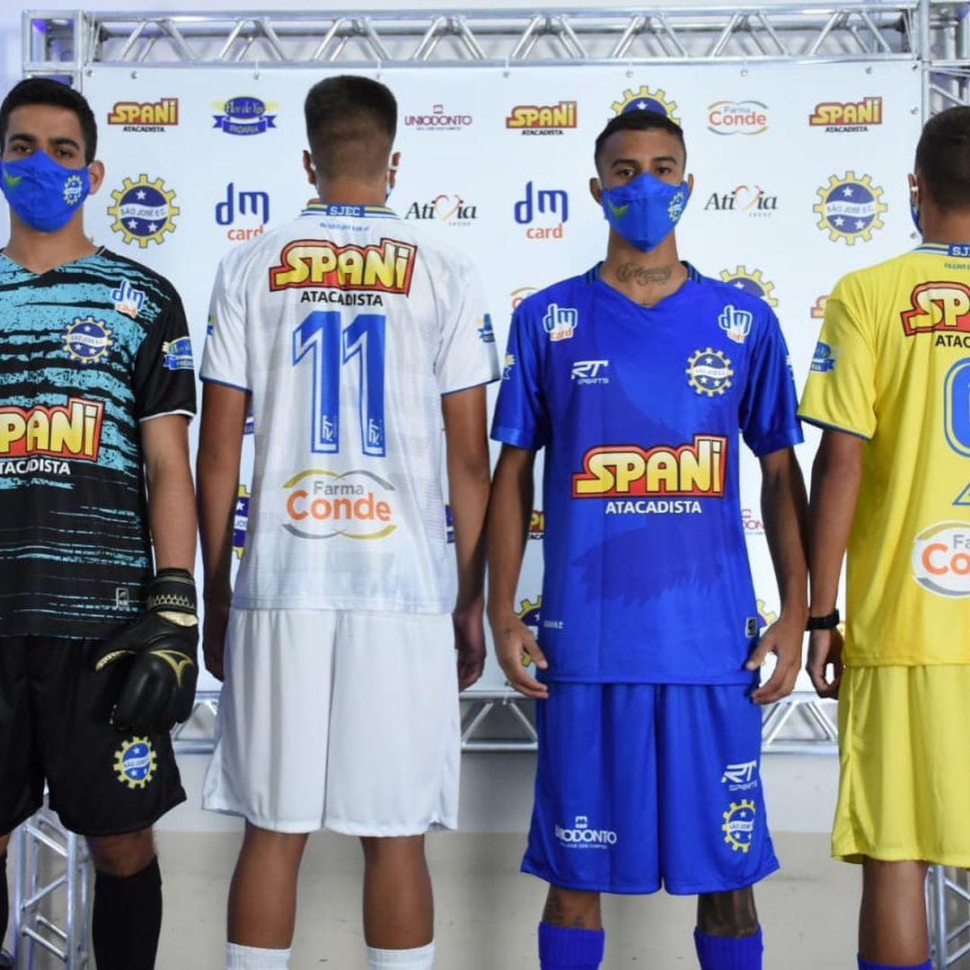 Camisas do São José EC 2021 RT Sports