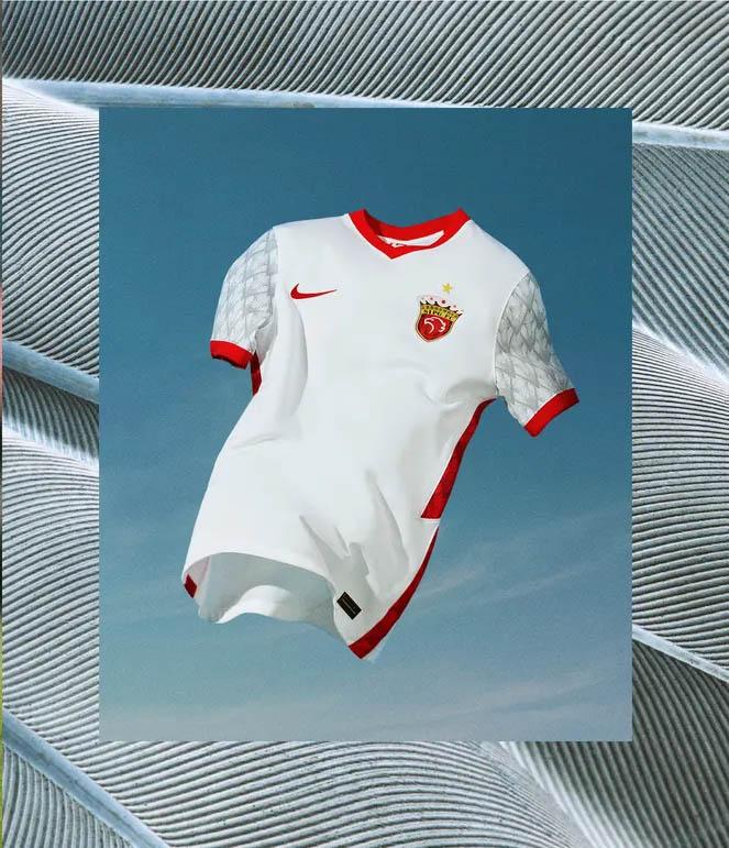 Camisas do Shanghai SIPG 2021 Nike