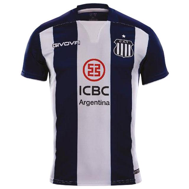 Camisas do Talleres de Córdoba 2021 Givova
