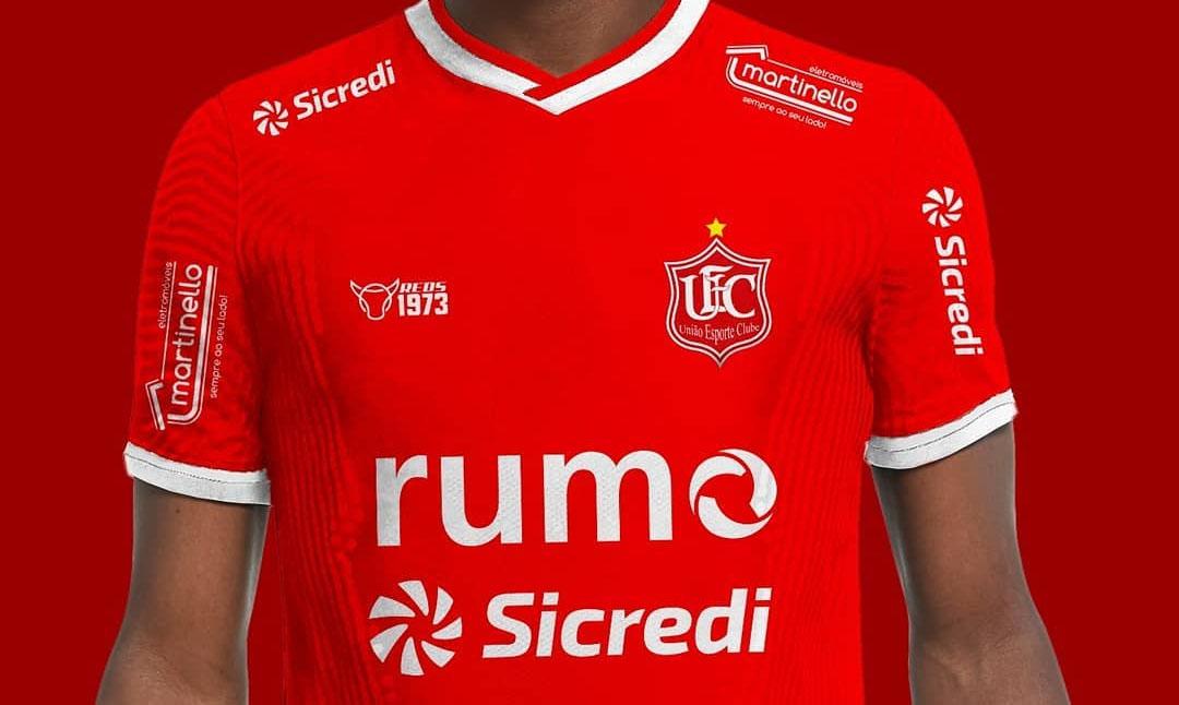 Camisas do União Rondonópolis 2021 Reds1973
