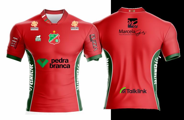 Camisas do Velo Clube 2021 Emie Sports