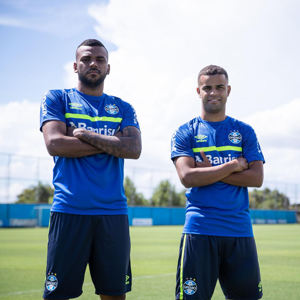 Linha de treino e viagem do Grêmio 2021 Umbro