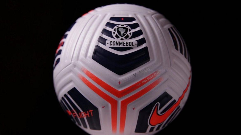 Nike lança bola Flight para a Libertadores