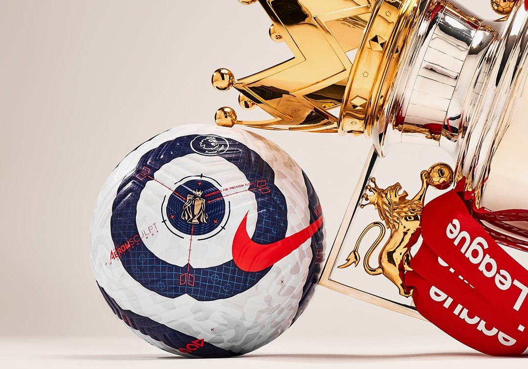 Nike lança nova Bola Flight da Premier League 2020-2021