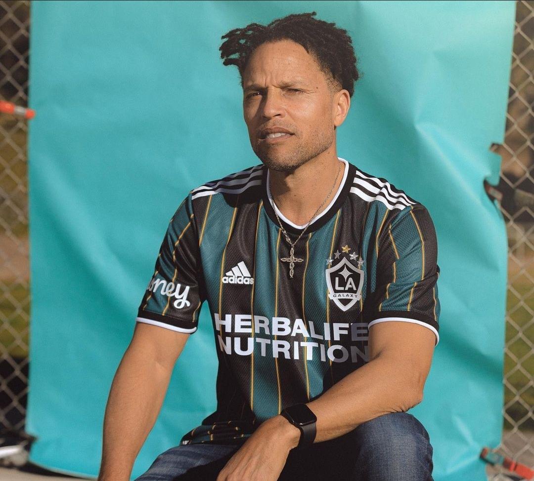 Camisas do LA Galaxy 2021 Adidas MLS