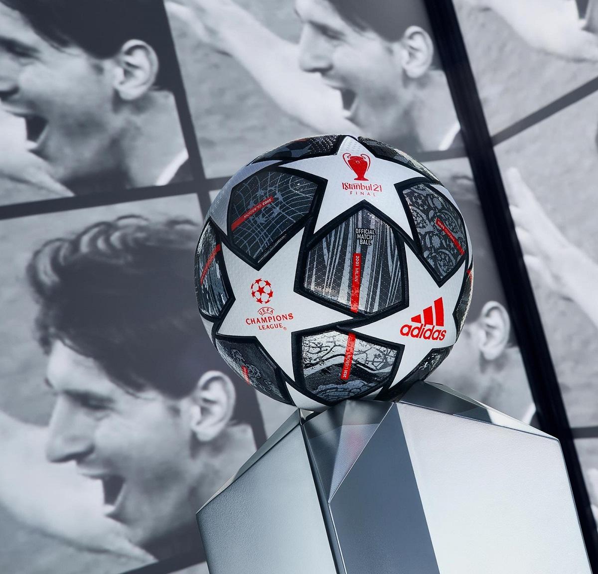 UEFA lança bola do mata-mata da UCL