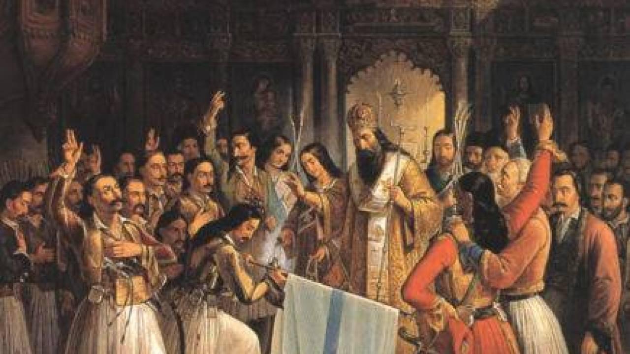 APOEL e Asteras Tripolis lançam camisa de 200 anos da Revolução Grega