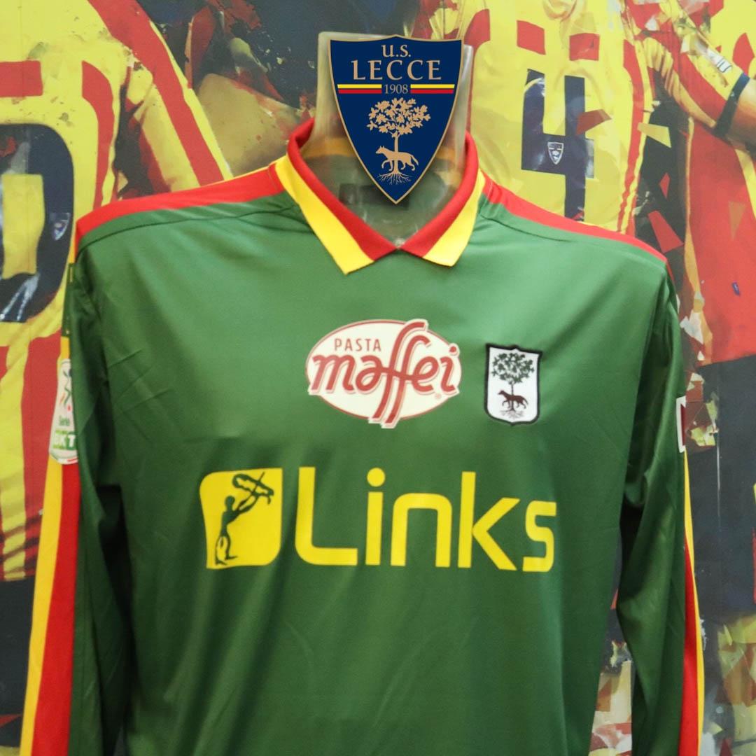 Camisa dos 113 anos do Lecce M908 Goleiro