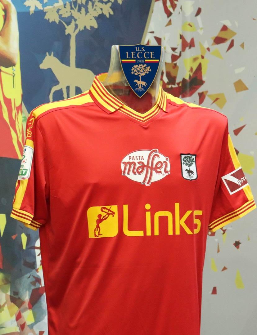 Camisa dos 113 anos do Lecce M908
