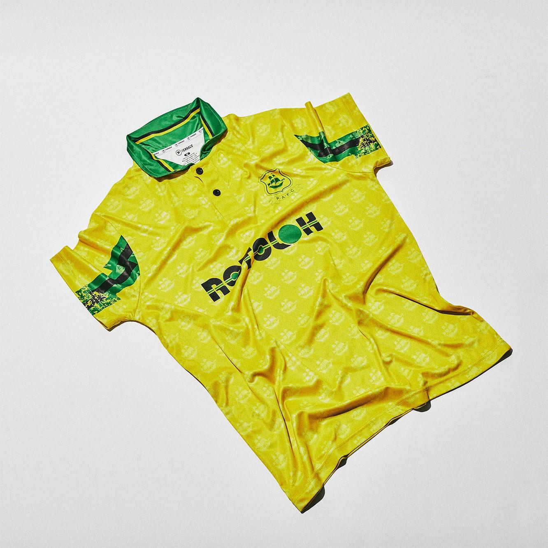 Camisa retrô do Plymouth Argyle 2021 1989-1990