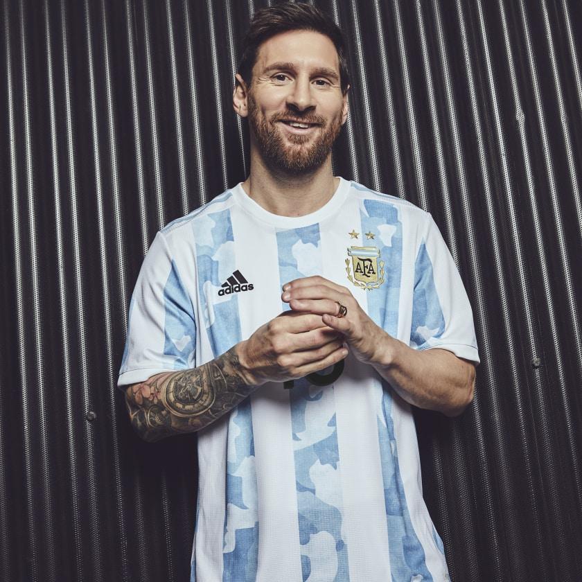 Camisas da Argentina 2021-2022 Adidas